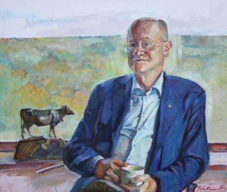 Peter Högberg rektor SLU